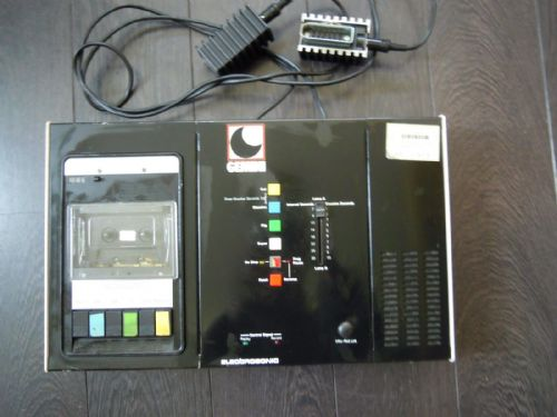 GEMINI ELECTROSONIC DISOLVE AND FADE CONTROL UNIT